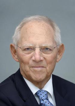 Wolfgang Schäuble, Bundestagspräsideent